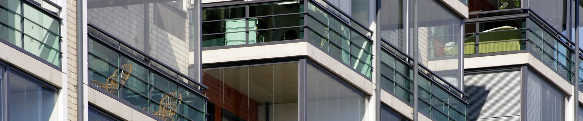 Aluminum facades contaminate and fade quickly  clean and protect your aluminum facades